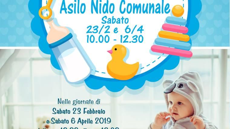 OPEN DAY ASILO NIDO COMUNALE DI CAVARZERE