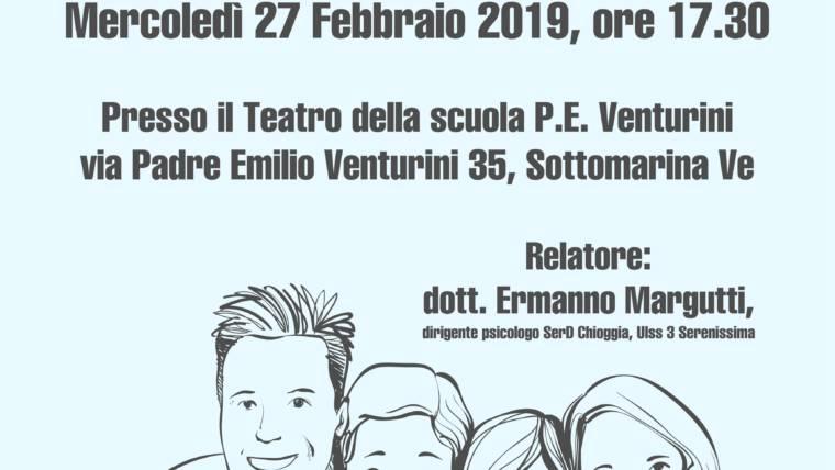 Convegno Emozioni ed educazione, 27 Febbraio 17.30