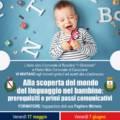 FORMAZIONE: ALLA SCOPERTA DEL MONDO DEL LINGUAGGIO DEL BAMBINO