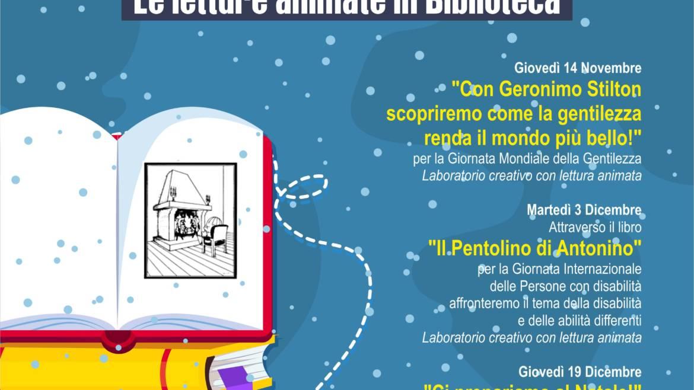 BiblioL'Hub ad Ariano nel Polesine. Tornano le letture animate per bambini!